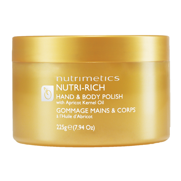 Nutri Rich Hand & Body Polish 225g