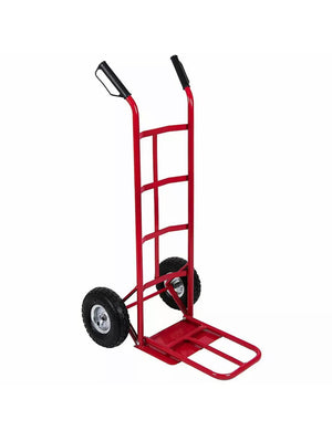 Sack Truck Folding Toe Hand Trolley Wheel Barrow