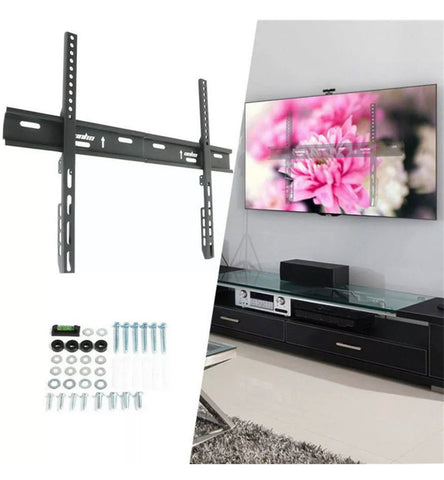 TV Wall Bracket For Samsung Sony LG Panasonic 32 37 40 50 52 55 60 65 70 72 Inch
