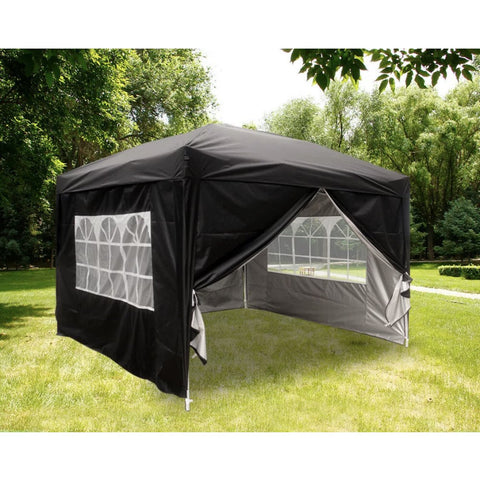 Image of 3 x 3 m Pop up Waterproof Outdoor Garden Marquee Canopy