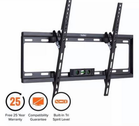 "Brand New TV Tilt Bracket 37-70""  with Tri Spirit Level for LED, LCD, Plasma, OLED"