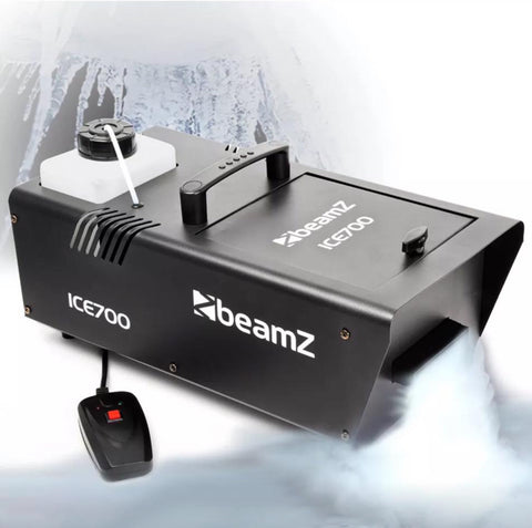 Image of Dry Ice Low Lying Smoke Fog Machine Party Halloween DJ
