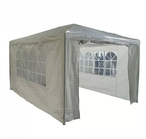 3M x 4M Waterproof Marquee Gazebo