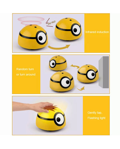 Intelligent Escaping Toy For Kids & Pets Intelligent Runaway Toy