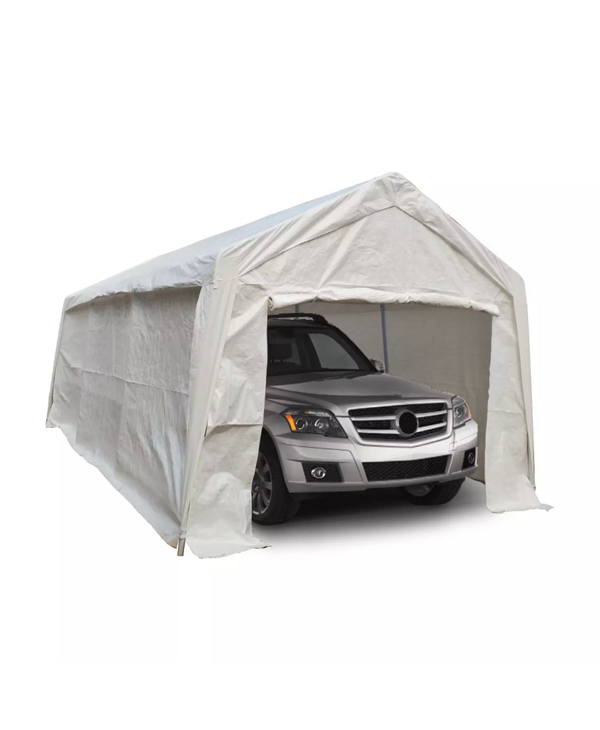 Heavy Duty Portable Garage Carport Marquee Shelter 3m x 6m