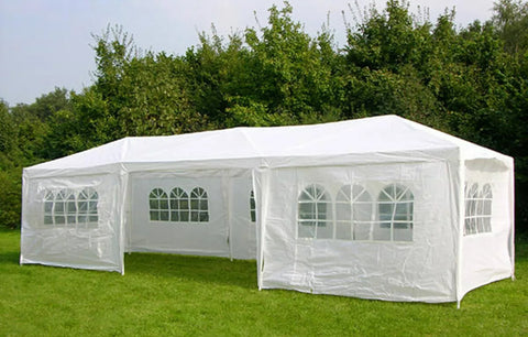 Image of 3m x 9m Waterproof Marquee Gazebo Tent