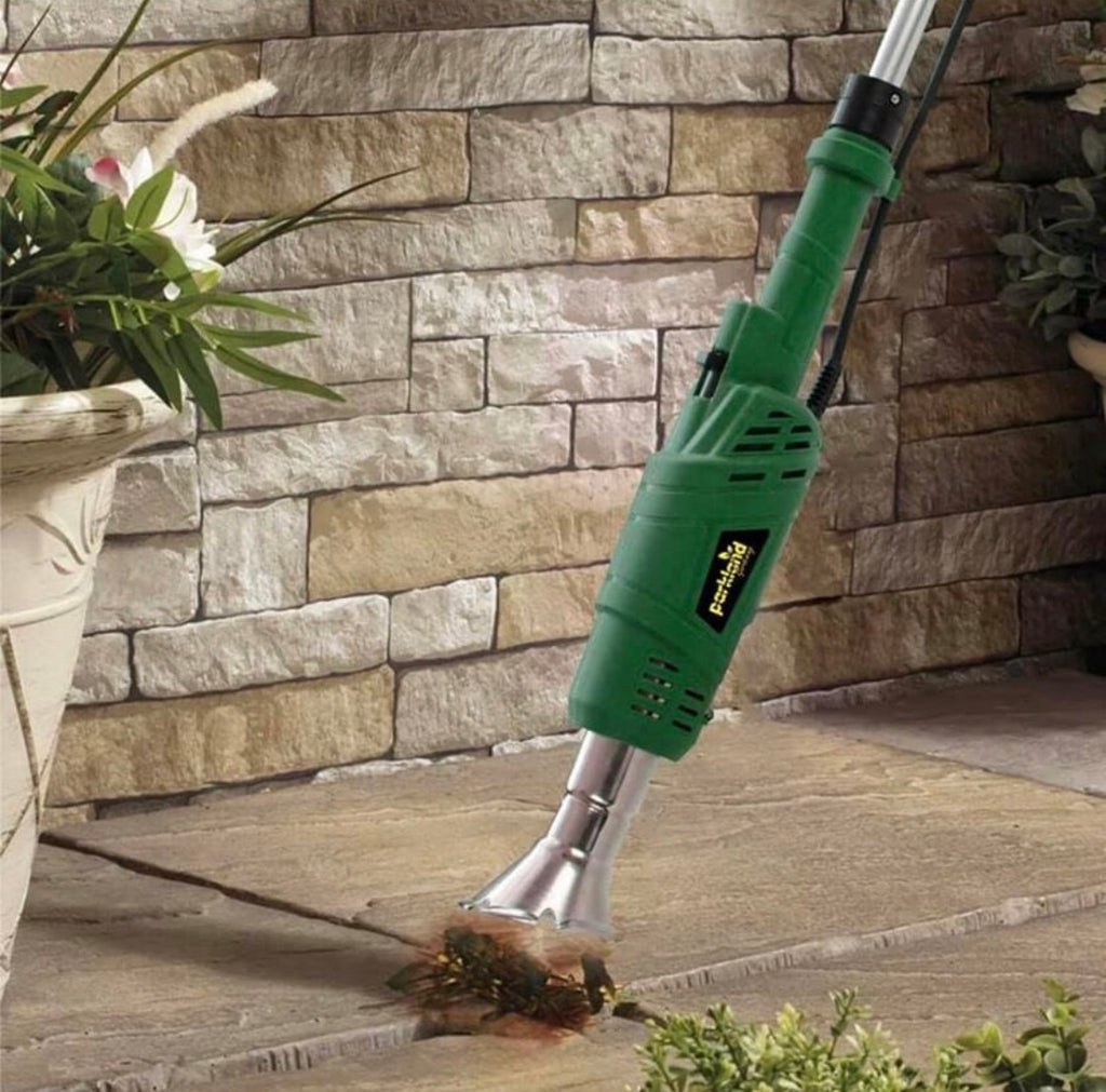 Environmentally Friendly Weed Killer - 2000W Electric Weed Burner Hot Air Blaster