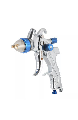 HVLP Spray Gun Kit Gravity Feed Vehicle Car Paint 600CC 1.4MM 1.7MM 2.0MM Nozzle