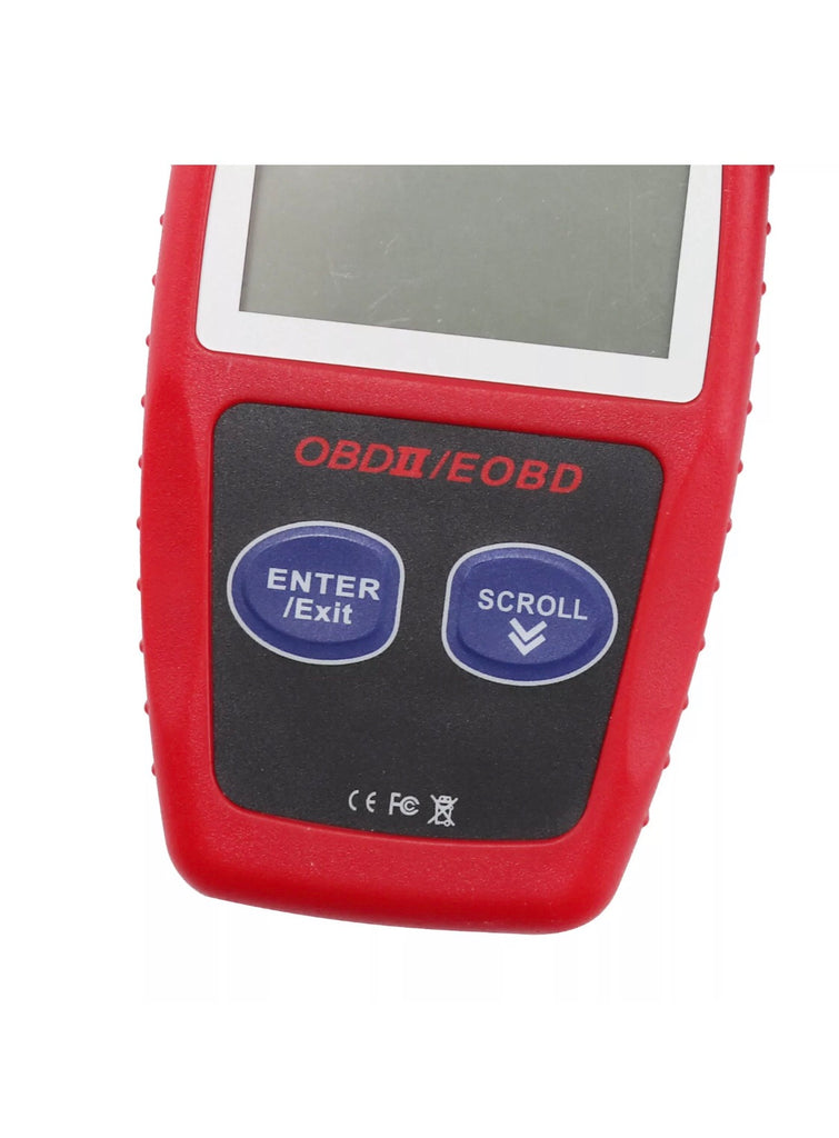 OBD2 EOBD Scanner Car Fault Engine Diagnostic Code Reset