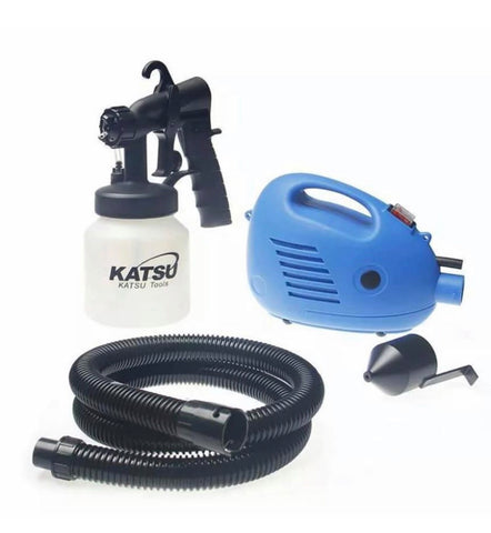 Image of ELECTRIC PAINT SPRAYER SYSTEM SPRAY GUN