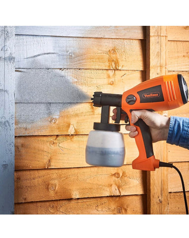 Image of SPRAY GUN FOR PAINT DECORATING