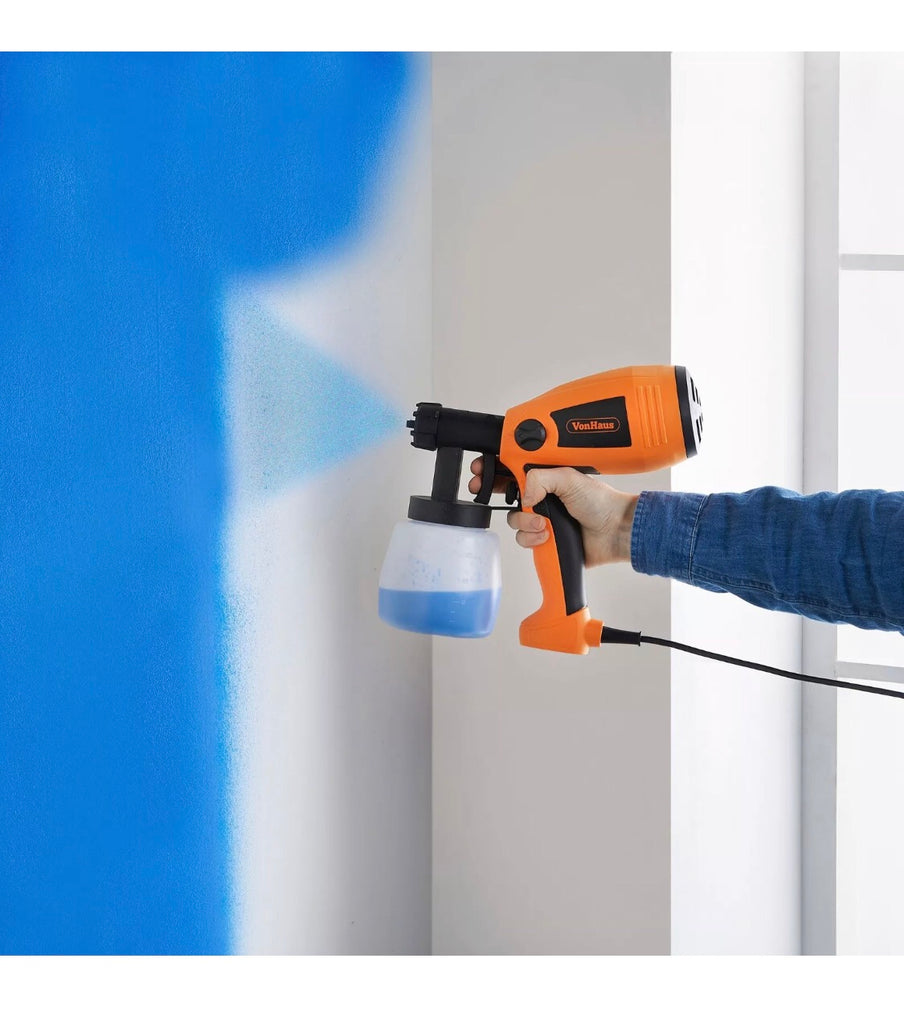 SPRAY GUN FOR PAINT DECORATING