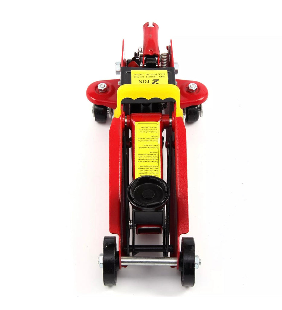 2 Tonn Hydraulic Car Jack Trolley For Car & Van