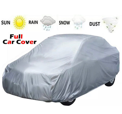 Image of Heavy Duty Breathable Waterproof UV Protection Large Car Cover
