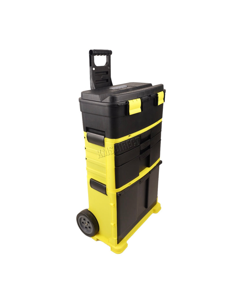 Brand New Portable Tool Box Organiser Heavy Duty Trolley Tool Was £69.99 now £50