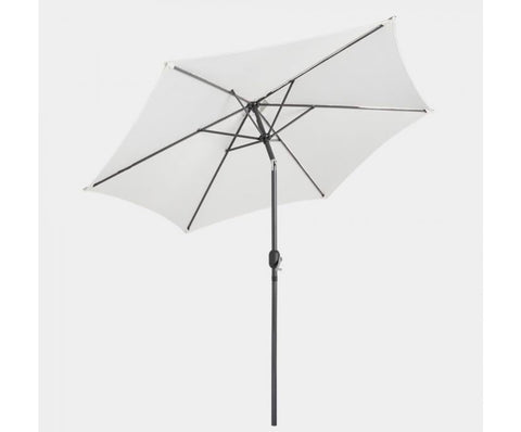 Image of Ivory 2.7M Steel Parasol