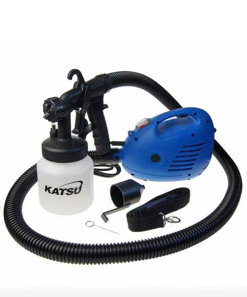ELECTRIC PAINT SPRAYER SYSTEM SPRAY GUN