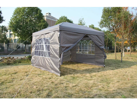 Heavy Duty Pop Up Marquee Gazebo 3x3m Various Colours
