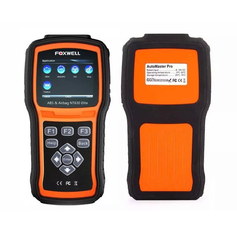 Image of OBD2 OBD 2 ABS Airbag SRS Reset Tool OBD2 Car Code Reader Scanner Diagnostic