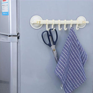 Adjustable Hook Rack