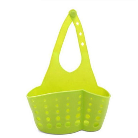 Portable Home Kitchen Hanging Drain Bag Basket Bath Storage Tool Sink Holder Soap Holder Bathroom - Free Productz