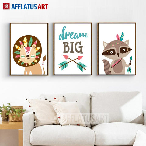 Image of Kool Kids Wall Art Prints - Free Productz