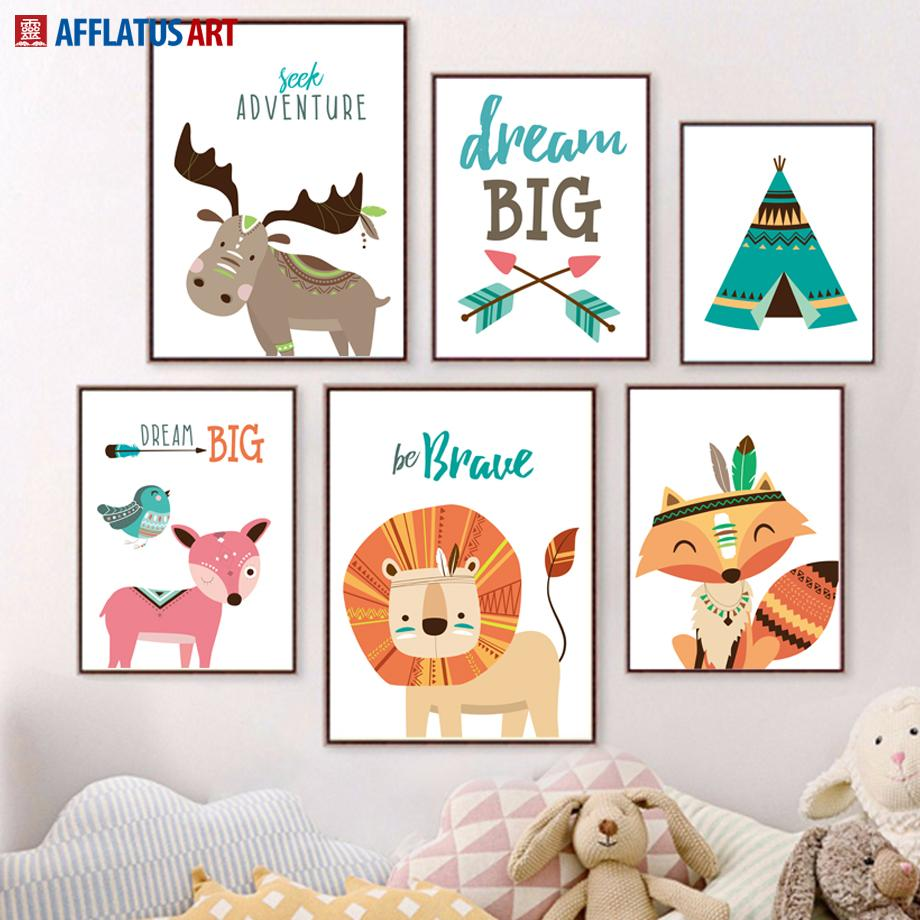 Kool Kids Wall Art Prints - Free Productz
