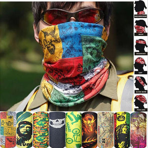 Outdoor Climbing Hiking Cycling Skiing Fishing Windproof UV Protection Headwear - Free Productz