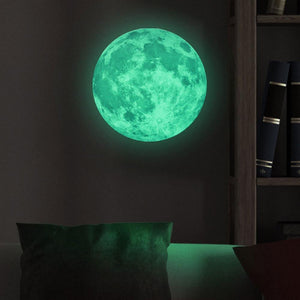 Luminous Wall Stickers Glow in the Dark