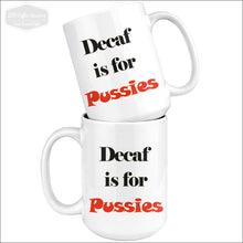 15 Oz Decaf Mug - Drinkware 339 Coffee Roasters