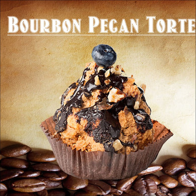 Bourbon Pecan Torte Gourmet Flavored Coffee - Flavored Coffee 339 Coffee Roasters