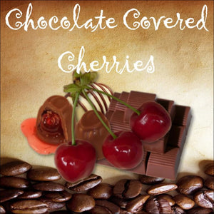 Chocolate Covered Cherries Gourmet Flavored Coffee - Flavored Coffee 339 Coffee Roasters