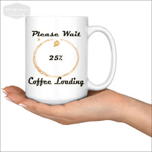 Coffee Loading 15Oz Mug - Drinkware 339 Coffee Roasters
