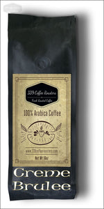 Creme Brule Gourmet Flavored Coffee - Flavored Coffee 339 Coffee Roasters