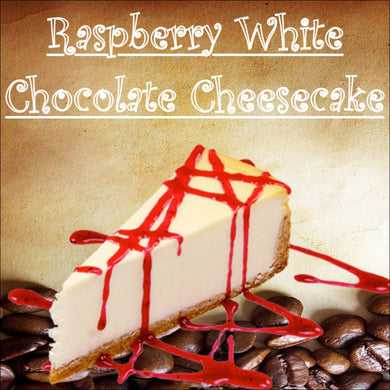 Raspberry White Chocolate Cheesecake Gourmet Flavored Coffee - Flavored Coffee 339 Coffee Roasters