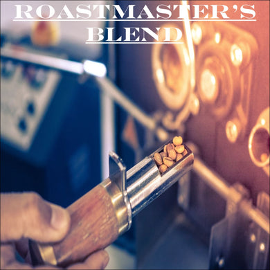 Roastmasters Blend Coffee - Coffee 339 Coffee Roasters