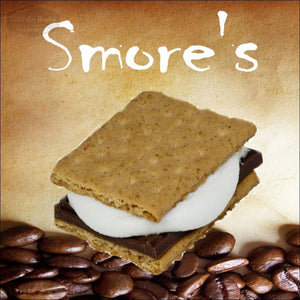 Smores Gourmet Flavored Coffee - Flavored Coffee 339 Coffee Roasters