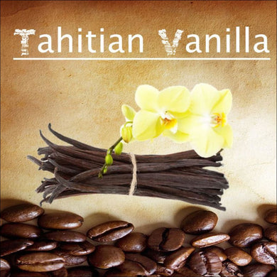 Tahitian Vanilla Gourmet Flavored Coffee - Flavored Coffee 339 Coffee Roasters