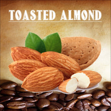 Toasted Almonds Gourmet Flavored Coffee - Flavored Coffee 339 Coffee Roasters