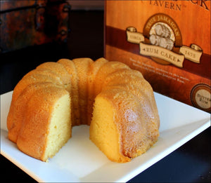 Wicked Jacks Tavern Butter Rum Cake 20oz - Rum Cake 339 Coffee Roasters