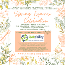 Load image into Gallery viewer, Spring Equinox Celebration