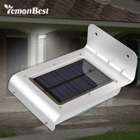Modern 24 LED Solar Lights-Smart Garden Shop
