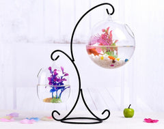 Iron Hanging Stand Holder-Smart Garden Shop