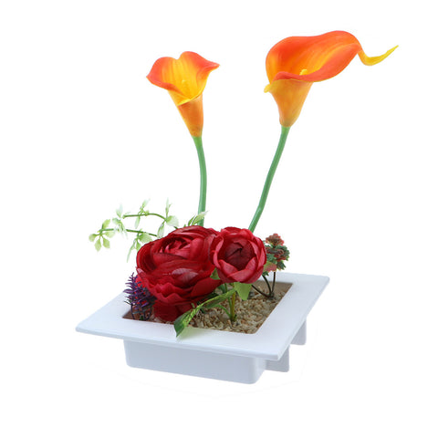 Artificial Flowers Decor