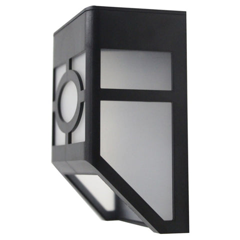 2 LEDs Solar Wall Light