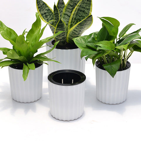 Self-Watering Plant Pot-Smart Garden Shop