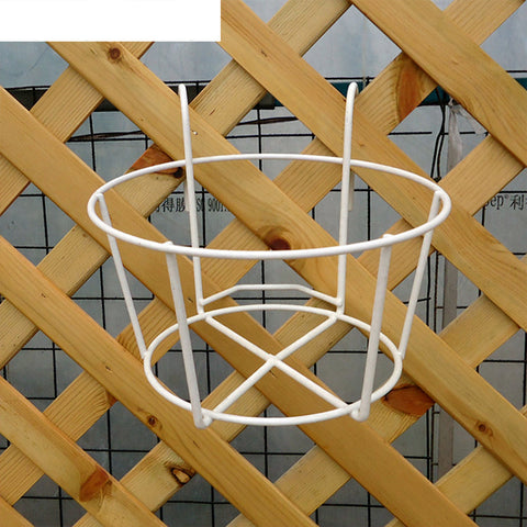 Iron Hanging Planter Pot-Smart Garden Shop