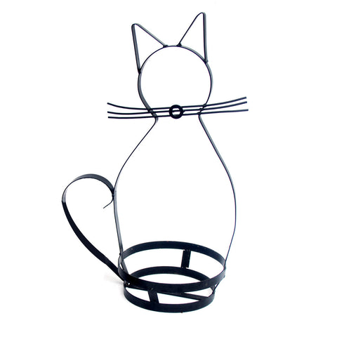 Cat Shape Iron Shelving