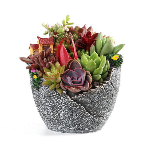 Landscape Artificial Plants Pot