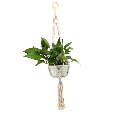Flower Pot Plant Basket-Smart Garden Shop